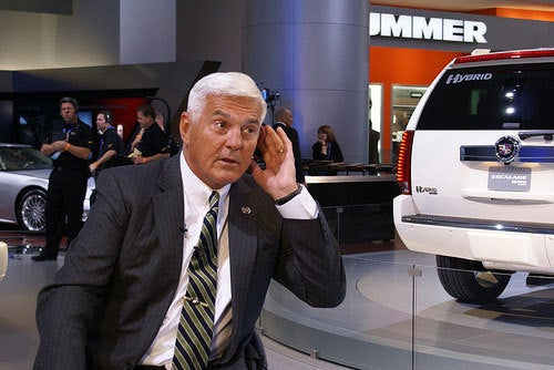 "GM's Bob Lutz On Volt's $40K Price Tag, Getting ""Pissed Off"" At Toyota"