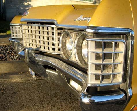 1971 Mercury Monterey