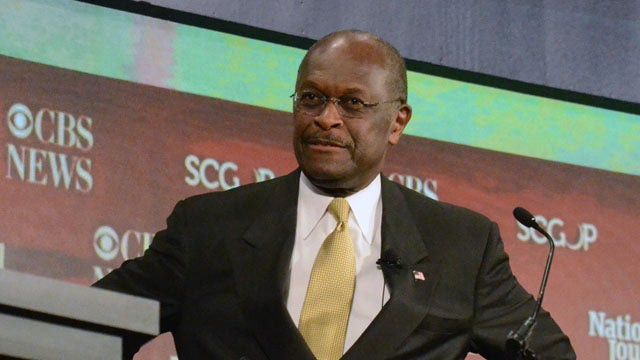 Herman Cain Is First Candidate To Receive Secret Service Protection