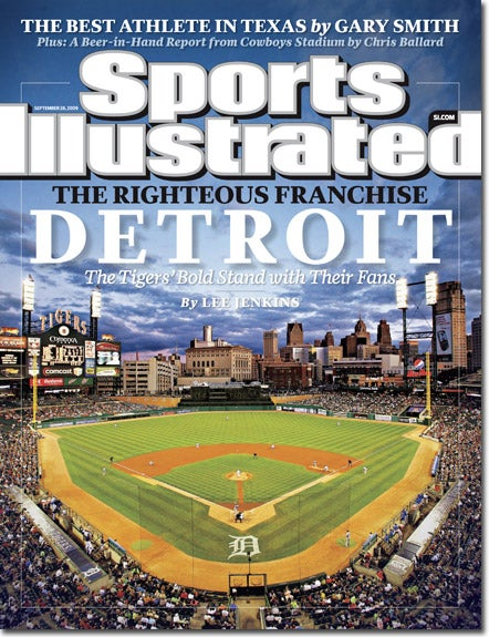 Sports Will Make Detroit Happy Again, Sportswriters Continue To Claim