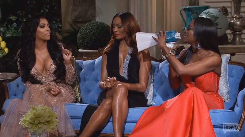 About That Embarrassing Real Housewives Of Atlanta Brawl