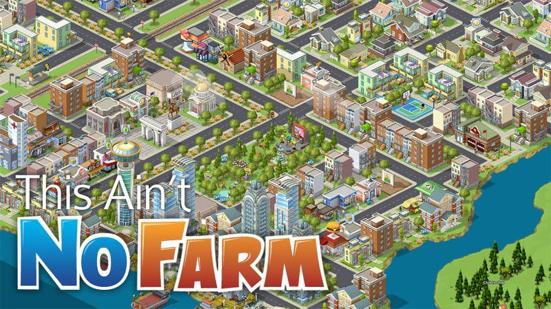What Is CityVille, Other Than The Next FarmVille?