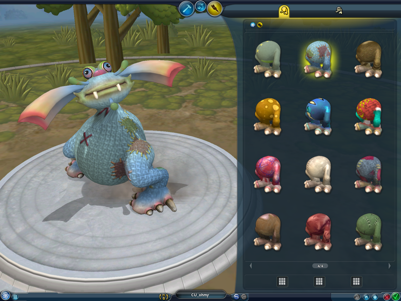 Spore Gets Cute And Creepy, Space Adventures