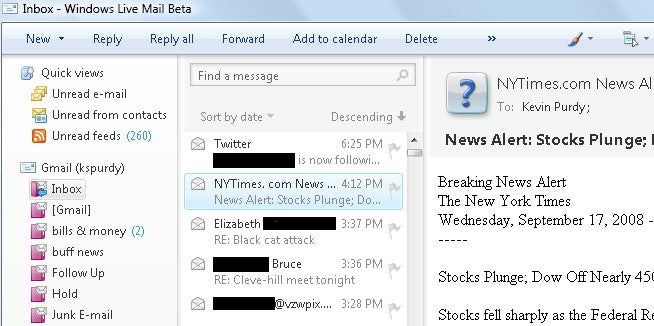 What's New in the Windows Live Wave Betas
