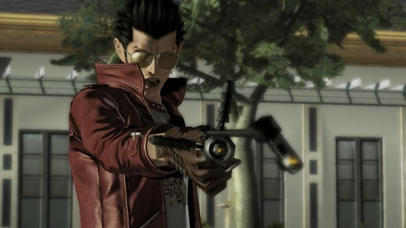 No More Heroes Ready To Move On The PlayStation 3
