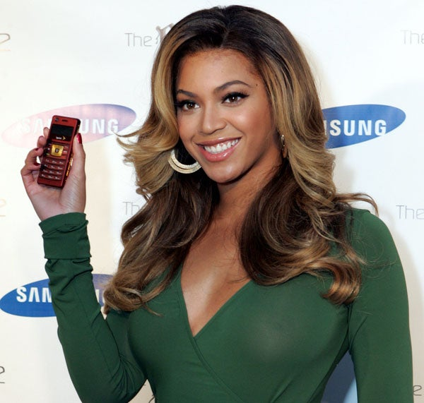 """Samsung to Beyoncé: We're Not """"Ready for All This Jelly"""""""