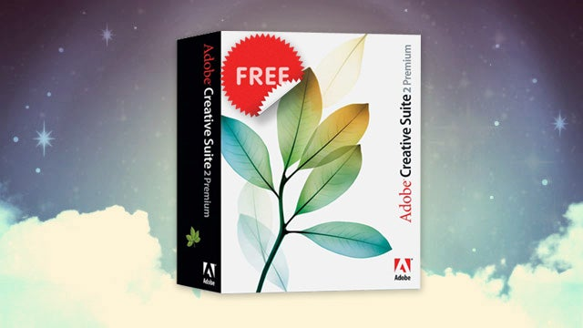 Download Adobe Creative Suite 2, Including Photoshop and Illustrator, for Free