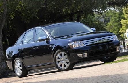 Taurus Moniker Can't Save Ford's Large Sedan