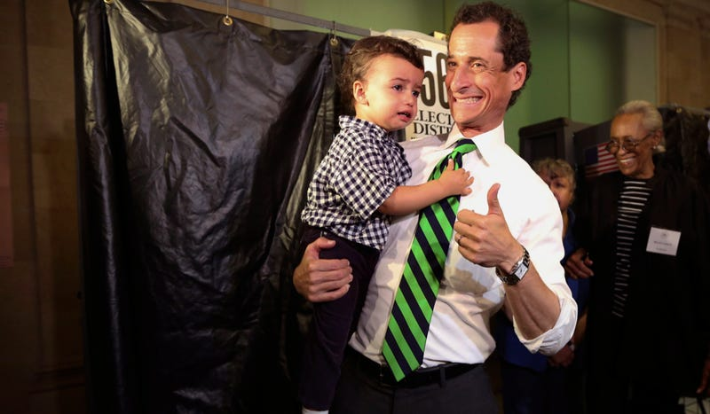 Anthony Weiner Sides With Chris Christie On Tesla's Direct Sales
