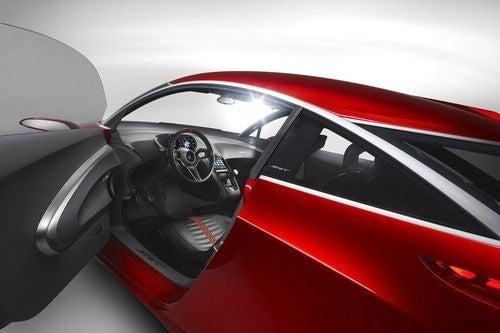 Ford Start Concept: Concept Photos