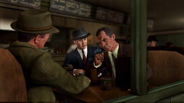 L.A. Noire Still Has The Best Faces