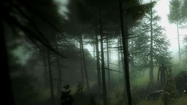 Masters of Slenderman Terror Join Slender Sequel