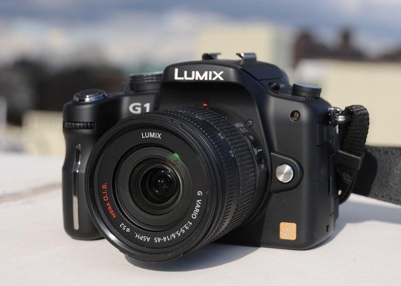Panasonic Lumix DMC-G1 Review: World's First Micro Four Thirds Digicam