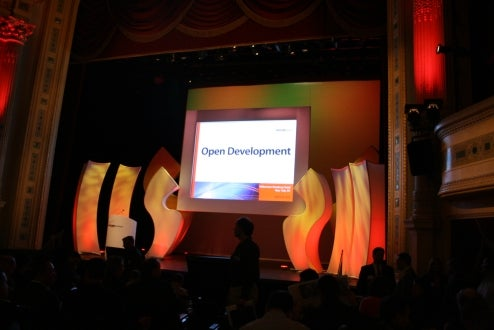 Verizon Open Development Conference Live