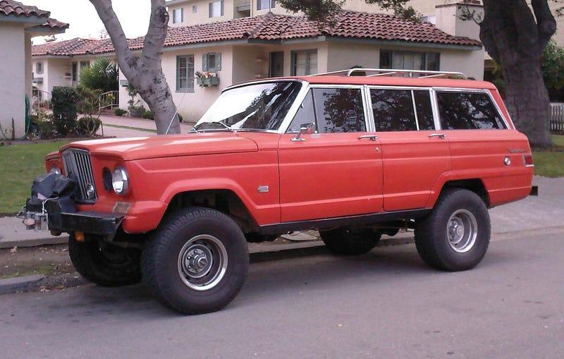 1964 Jeep Wagoneer