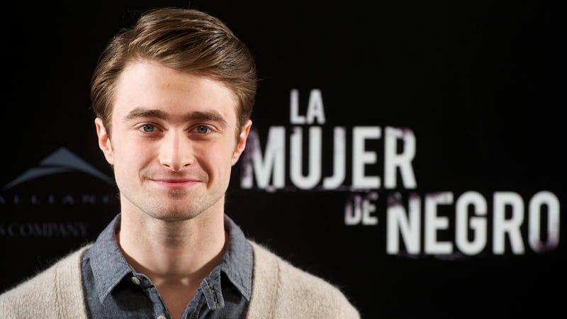 Daniel Radcliffe Terrorizes Children
