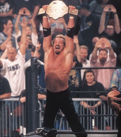 Can Diamond Dallas Page Save Wrestling's Walking Dead?