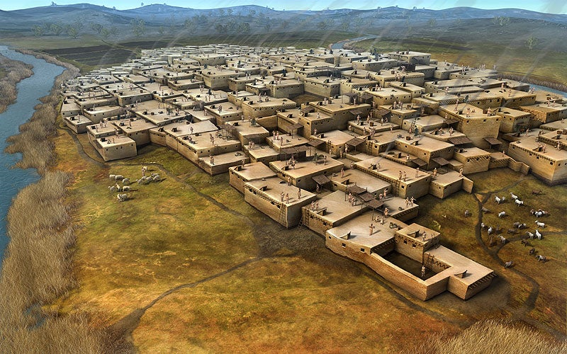 8 Ruined Cities That Remain a Mystery to This Day