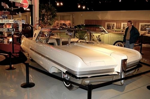How Packard's Last Concept Shaped A Generation Of Car Design