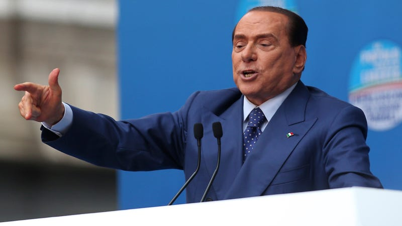 Bunga Done-ga: Berlusconi Gets Seven Years for Paid Sex with Minor