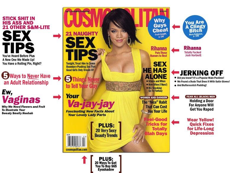 """Ooooooh Mommy: Cosmo Said The """"Jay-Jay"""" Word!"""