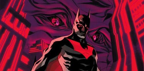 """Batman Beyond"" Brings The Story Of A Future Batman To Comics"