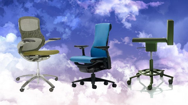 Why We Still Haven't Found the Perfect Office Chair