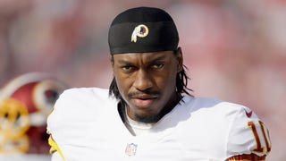 Say Goodbye To RGIII In Washington