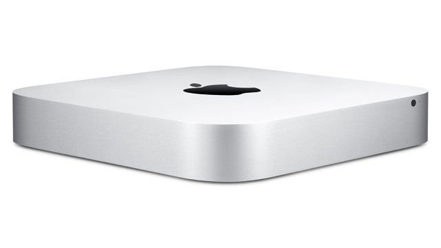 Mac Mini Line Padded Out With Three Thunderbolt-Packin' Models