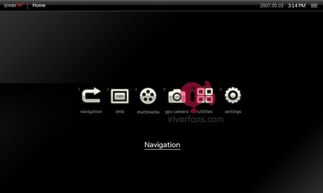 iRiver M10 and D5 Players Bring Glossy Black Back in Fashion