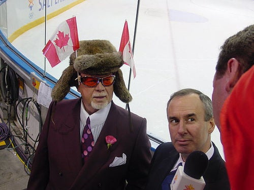 Don Cherry Picks The Kings To Win The Cup Because They Have Fewer European Players