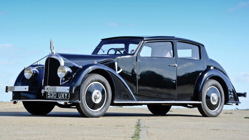 Everything Gorgeous About This Voisin