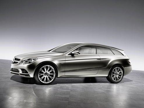 Mercedes-Benz ConceptFASCINATION To Debut At Paris, Preview New E-Class