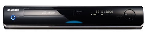 Samsung Finally Announces Its BD-UP5000 Blu-ray HD DVD Hybrid Player plus HT-BD2 Blu-ray Home Theater