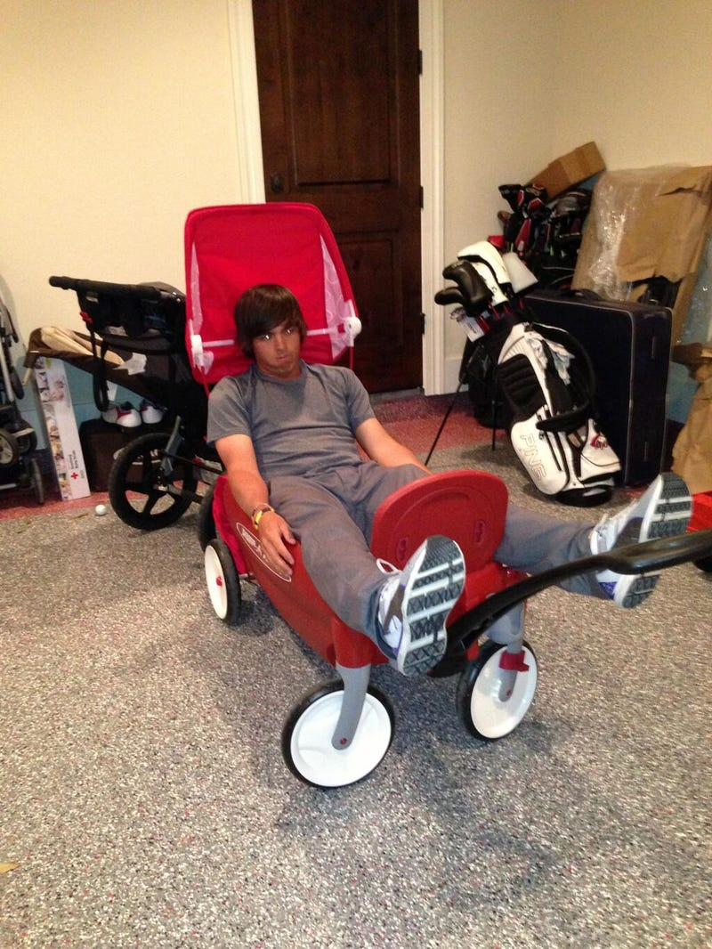 Dufnering Is Now A Thing, Thanks To A Gaggle Of Silly Pro Golfers