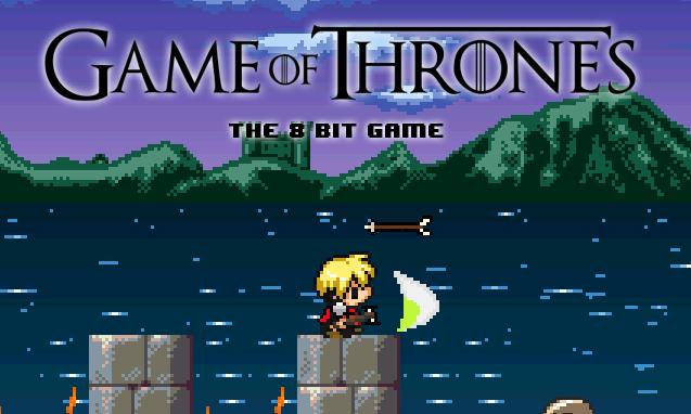 8-Bit Game of Thrones!