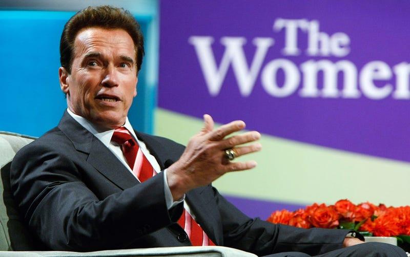 The Schwarzenegger Love Child Scandal Has Arrived