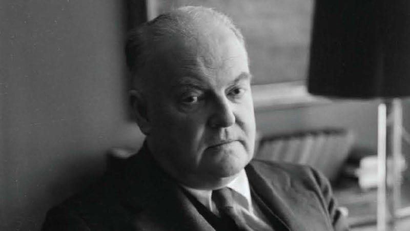 Happy Birthday to History's Great Critic-Gossip, Edmund Wilson