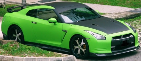 Most Hideous Nissan GT-R Ever?