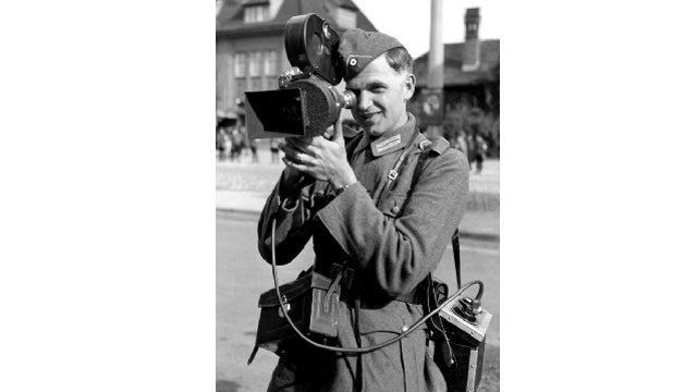 Mystery Photographer of the Nazis Found After Online Hunt
