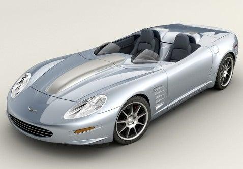 Callaway Reveals Speedster: Latest Corvette C16
