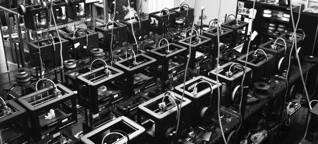 Bold Machines: MakerBot