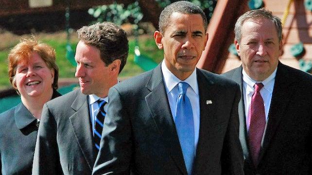 Female Advisors Told Obama They Felt Marginalized