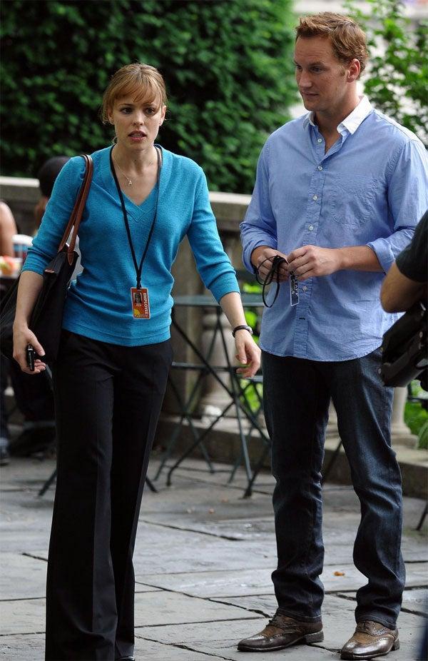 Rachel & Patrick: Sop Without A Badge