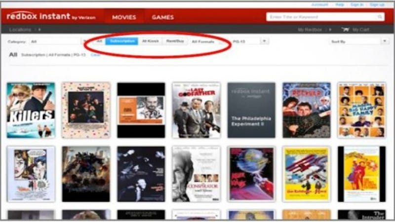 Leaked Redbox Instant Details Reveal Cheap, Netflix-Killing Prices