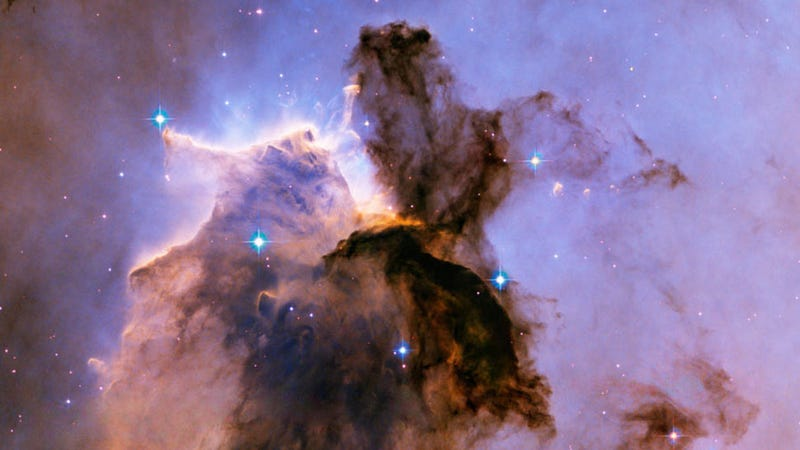 The Eagle Nebula Couldn't Look Cooler