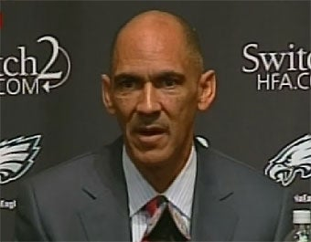 The Tony Dungy Seal Of Approval