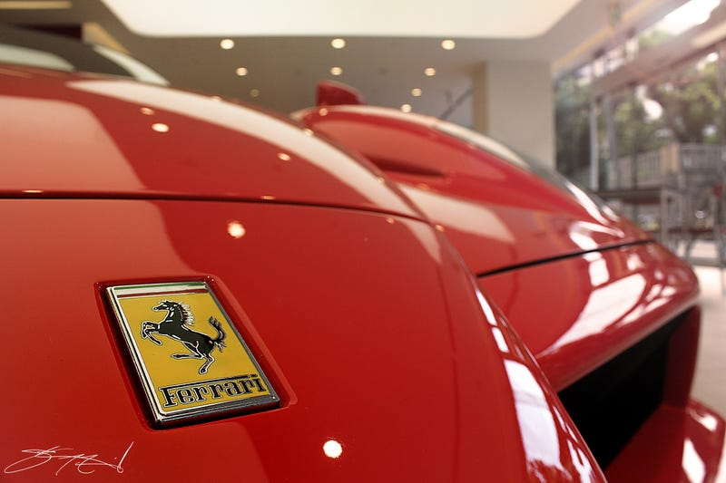 A Childhood Dream: The Ferrari Enzo