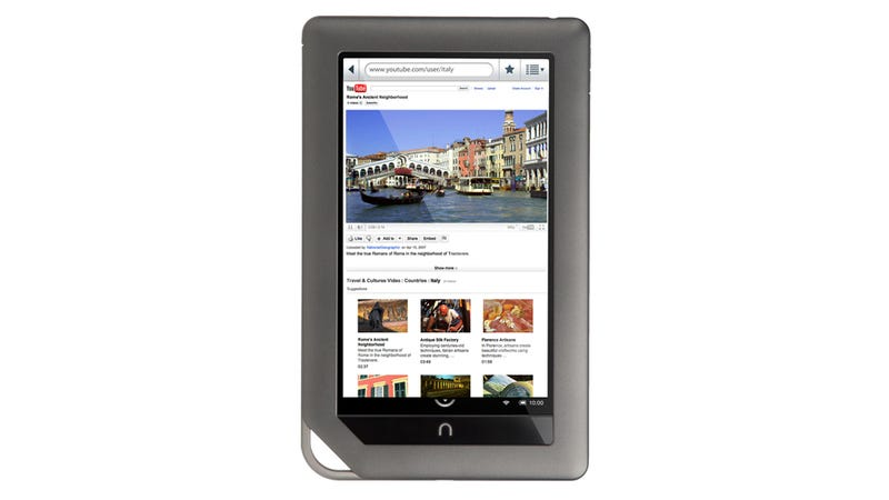 Nook Color Gets Apps: Is It a Real Android Tablet, Real Cheap Now?