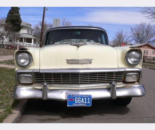 1956 Chevrolet Sedan